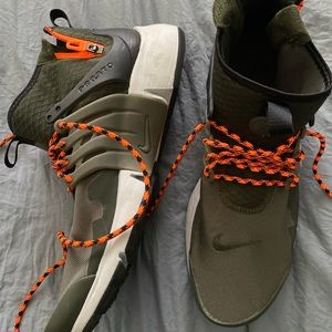 Nike presto boot high size 10.5